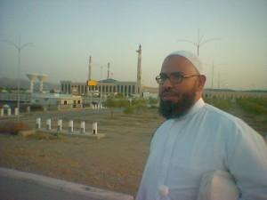 lahzet taammol fee arafah
