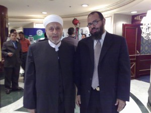 with sh. Mouhammad alzohaily