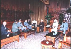 with shaykh alazhar