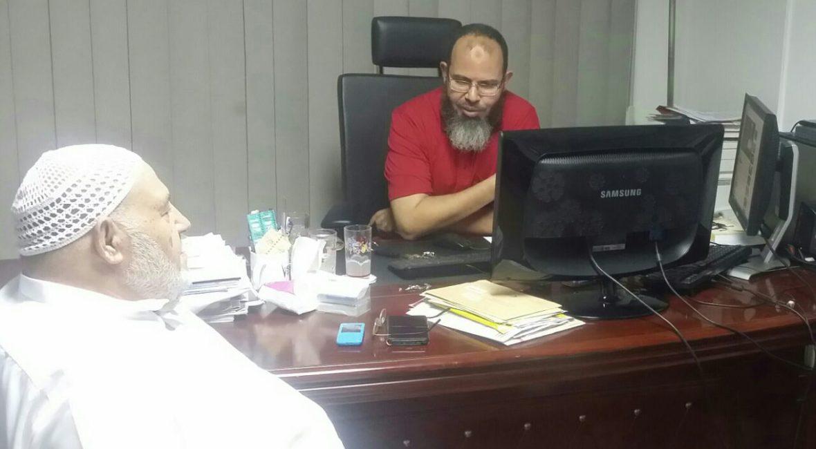 الشيخ فوزي عبد المنصف عشماوي
